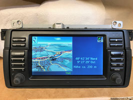 BMW E46 Bordmonitor TFT 16:9