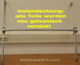 Restauration VW T2b Westfalia Aufstelldachmechanik