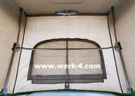 Umbau Gasfedertechnologie VW T2b Westfalia Aufstelldachmechanik