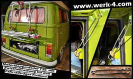 Motorklappenfeder für die VW T2b Modelle mit Zwischenrastung