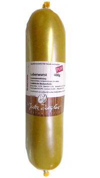 Dr. Ziegler´s Leberwurst PUR 400 g