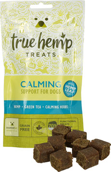True Hemp Calming Treats 50g