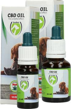 CBD-Öl für Hunde und Katzen