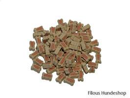 Mini-Knochen Lachs & Reis 200g