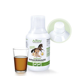 AniForte® Ägyptisches Schwarzkümmelöl in nativer Premiumqualität 250ml