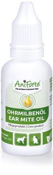 AniForte® Ohrmilbenöl 20ml