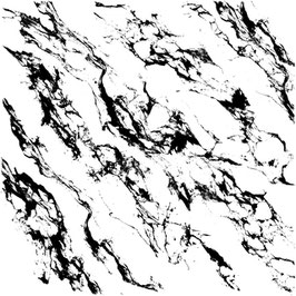 IOD Decor Stempel Carrara Marble