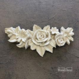Flower Garlands WUB0348 11.5x5.5cms