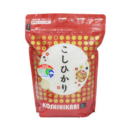 北限のコシヒカリ 特別栽培米