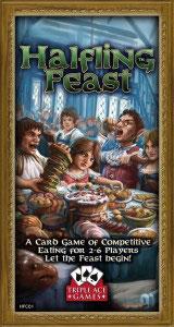 Halfling Feast , englische Ausgabe , Kickstarter