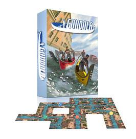 Gondola - Kickstarter Edition,englisch