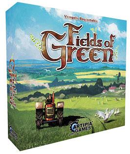 Fields of Green - Retailversion