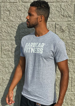 Garbear Fitness | Text Design | Series 2 -Heather Grey
