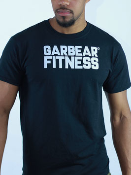 Garbear Fitness | Text Design | Series 1 - Black