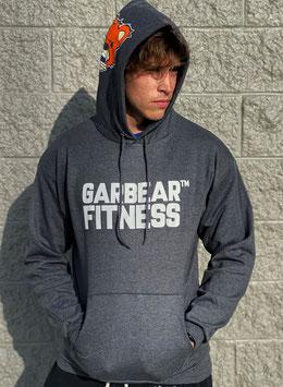 Garbear Fitness Men's Hoodies | Series 2 | Charcoal Grey