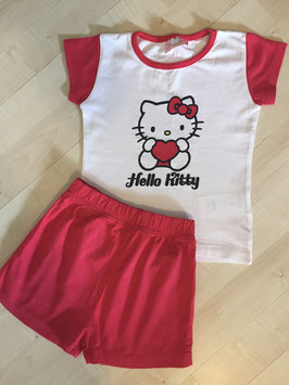 Hello kitty Zweiteiler