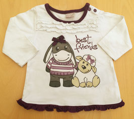 Best friends Langarmshirt