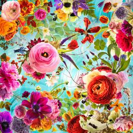 """Hommage an die Natur - """"Schweinchens kleiner Blütentraum"""""""