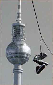 Shoefiti Berlin