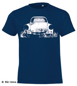 Trabbi Kinder T-Shirt in Navy