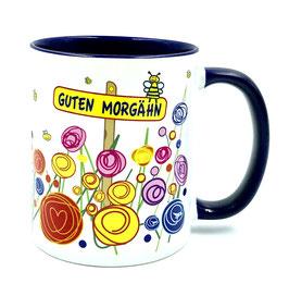 Tasse für Langschläfer und Morgenmuffel