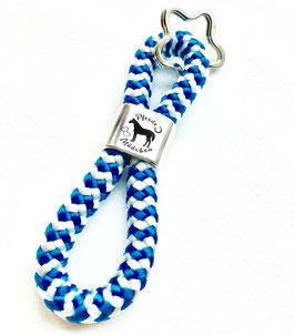 Schlüssel-Anhänger Pferdemädchen