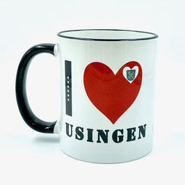 Tasse I Love Usingen