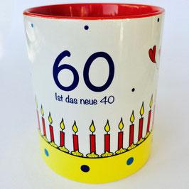 60 ist das neue 40