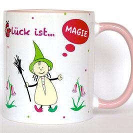 Tasse Kleine Hexe