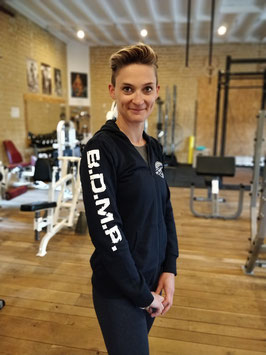 "Sweat Zip femme Gamme ""Fitness Farm"" ou ""Original"""