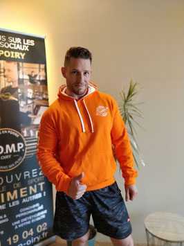 "Sweat SANS Zip homme Gamme ""Fitness Farm"" ou ""Original"""