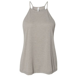 "Tank-top  couleur ""Heather Stone"" Gamme ""Fitness Farm"""