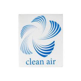 5) Clean Air gegen Heizöldämpfe, Kumststoffausdünstungen