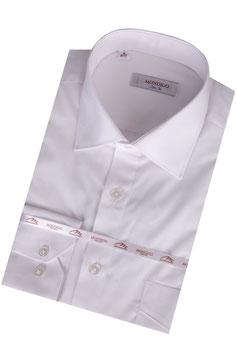 """Сорочка """"Mondigo"""" арт. 10701-01 цвет белый, ткань гладкая"""