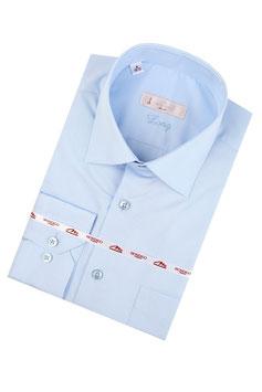 """Сорочка """"Mondigo"""" арт. 10701-27 цвет св.голубой, ткань гладкая"""