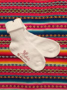 Socken (weiß)