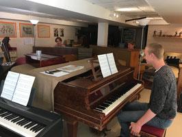 Forfait piano - Avancés