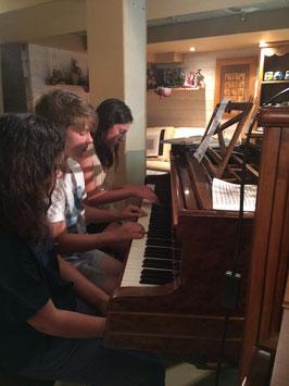 Forfait piano Ados -         Grands débutants