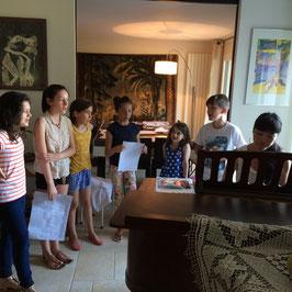 Chorale adulte à voix mixtes : Soprano, Alto, Ténor, Basse