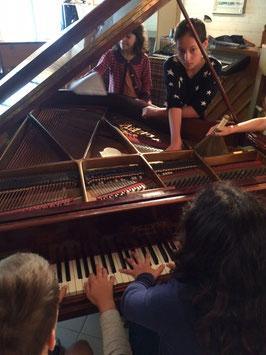 Forfait piano enfants - 2ème année
