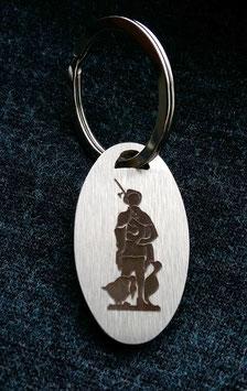Schlüsselanhänger Gänsejunge