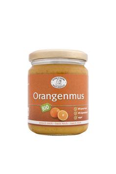 Orangen - mus