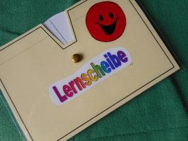 5 Lerntaschen leicht mit Blanko- Auftragsscheiben