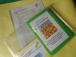 Schreibkartei zu Geschichten mit Übungskartei