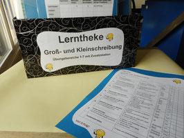 """Lerntheke """"Groß- und Kleinschreibung"""", 6.-8. Schuljahr"""