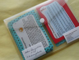 """Kartei """"Kleine Übungsdiktate"""""""