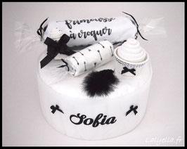 Diaper cake frimousse à croquer