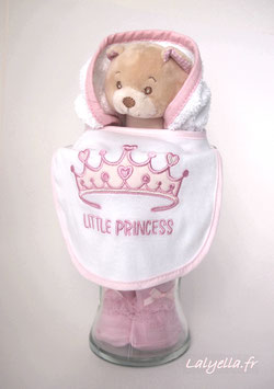 Mascotte little princess