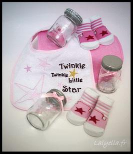 Petits pots bébé fille