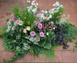 Gestecke aus Blumen